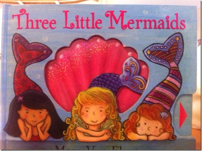 mermaid book